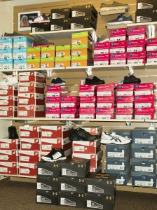 footwear clothing & shoes